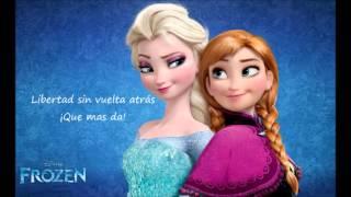 Libre soy (Frozen) Karaoke - Musica Original