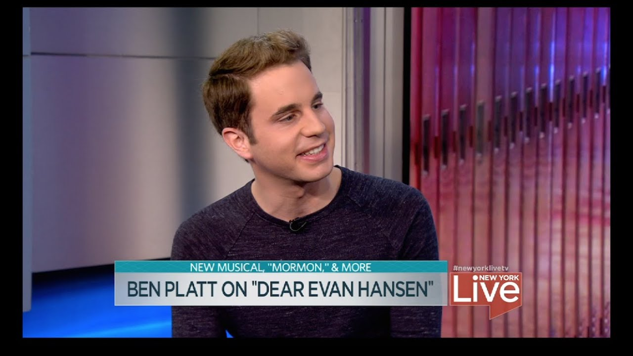 Dear Evan Hansen Broadway Musical Ticket Presale Codes Vivid Seats Washington Dc