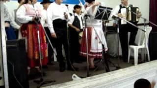 48º. Aniversário do R.F. Verde Gaio do Centro Português de Santos - Bailinho Da Madeira
