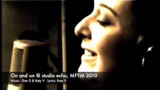 On and on @ Studio echo, MYFM 2010.