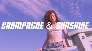 Champagne & Sunshine | Dytto