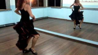 """Tango Flamenco """"Matita de Romero' - Nível Intermediário com música"""