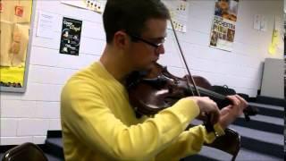 2nd Violin Moonlight Tango