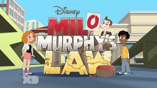 Main Title | Milo Murphy's Law | Disney XD