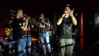 La caratula - Mi chinita - La City - 1/4/17