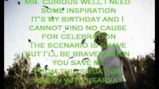 Jason Mraz - Mr. Curiosity  (With Lyrics)