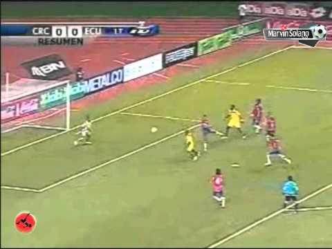 RESUMEN COSTA RICA 0 – ECUADOR 2.