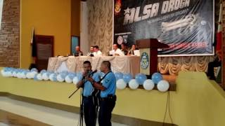 Anti-illegal drugs Song by Yoyoy Villame's grandson