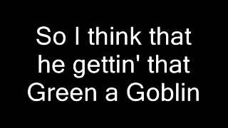 Nicki Minaj ~ Va Va Voom (Lyrics on Screen)