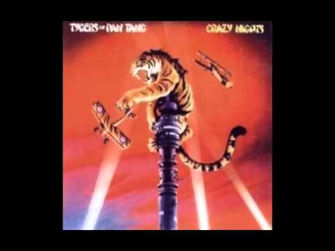 Love Dont Stay de Tygers Of Pan Tang Letra y Video