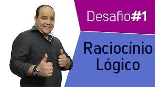 Desafio de Raciocínio Lógico #01 - Pablo Guimarães