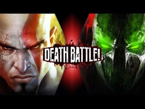 DEATH BATTLE! - Kratos VS Spawn
