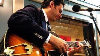 """In a Mellow Tone"" John Pizzarelli Live at KPLU"