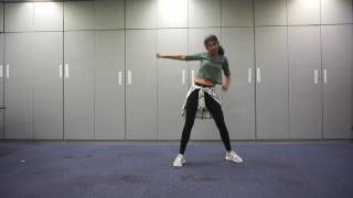 (slow+mirrored) BBHMM-Mina Myoung Choreography - dance cover by Kyufleck