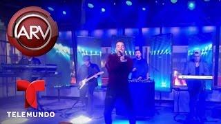 J balvin canta su tema Ginza en el Today Show de la cadena NBC | Al Rojo Vivo | Telemundo