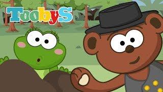Cucú cantaba la rana - Canciones Infantiles - Toobys
