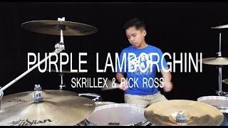 Purple Lamborghini - Skrillex & Rick Ross - Drum cover