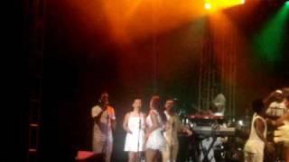 Ivete Sangalo - Chorando se foi / Preta Fala pra mim AO VIVO em Goiânia 13.03.2010