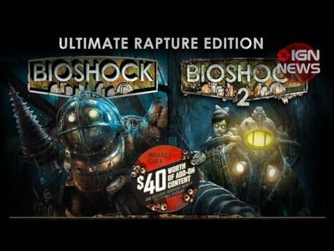 IGN News - BioShock Ultimate Rapture Edition Announced