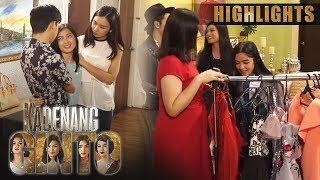 Cassie at Marga, naghanap ng kanilang susuotin para sa Maxwell Ball | Kadenang Ginto (With Eng Subs)