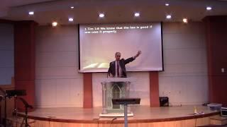 Gwangju Sungan English Service : 1 Timothy  1: 6-14