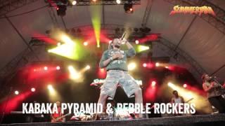 Kabaka Pyramid & Bebble Rockers I Summerjam Festival I 30. Juni - 02. Juli 2017 I Köln