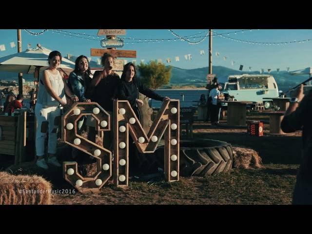 Video Aftermovie del Santander Music 2016