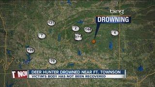 Deer hunter drowns near Ft. Townson