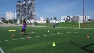 Soccer Strength Drills 5 | 8x2 Jo Cana