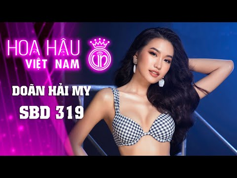 319 DOÃN HẢI MY HOA HẬU VIỆT NAM 2020