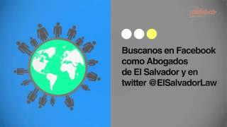 Constitucion de sociedades en El Salvador, El Salvador asesoria para fundar empresas