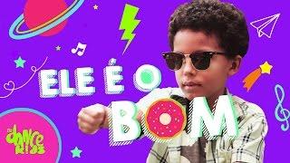 Ele é o Bom - Carrossel - Coreografia | FitDance Kids