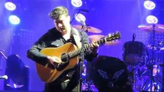 Mumford & Sons - Lover's Eyes (Live at MCU Park on Coney Island, NY) 6/2