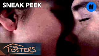 The Fosters | Season 3, Episode 10 Sneak Peek: Brandon and Callie | Freeform