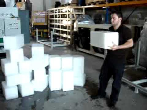 ice block power test