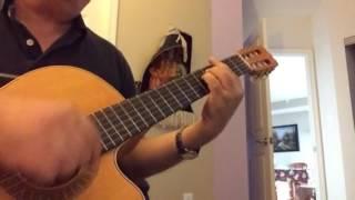 Gole Man Arian Guitar Lessonآموزش آهنگ گل من - گروه آرین