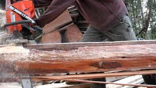 Milling Tie beams 018