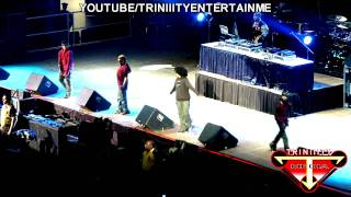 MINDLESS BEHAVIOR PERFORM MRS. RIGHT WITH DIGGY SIMMONS [LIVE]