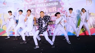 170506 Falcon cover MONSTA X - Fighter @ The Palladium Cover Dance 2017