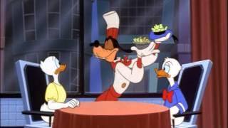 Donald Duck - Donald's Dinner Date width=