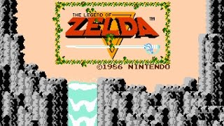 The Legend Of Zelda: (NES) Dungeon RVRE Hip-Hop [Lo- Fi ] | @StylezTDiverseM | (Throwback)