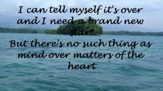 Mind Over Matters Of The Heart Restless Heart