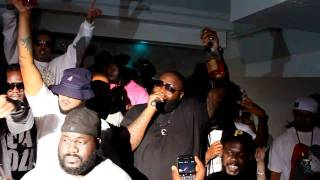"Rick Ross ""BMF(Blowing Money Fast)"" Live @ BED"