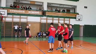 volejbalový turnaj  2017 gagls Humenné  chlapci druhý a štvrtý ročník