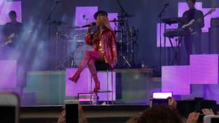 Zara Larsson - I Can't Fall In Love Without You - Live @ Gröna Lund (2017) [4K]