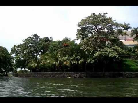 Boat Cruise on Lake Nicaragua – Las Isletas, near Grenada June 27, 2012