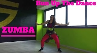 Bun Up The Dance by Martina Banini - ZUMBA FITNESS