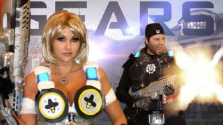 Gears of War - Mad World Uprising! Gears of War 3 Parody