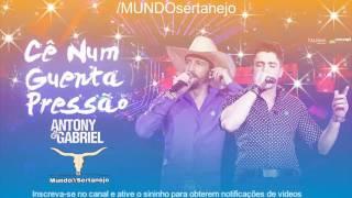 Antony e Gabriel - Cê Num Guenta Pressão  [Ao Vivo Em Londrina 2017]