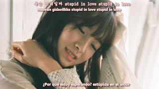 OH MY GIRL - Stupid In Love [Sub Español + Hangul + Rom]